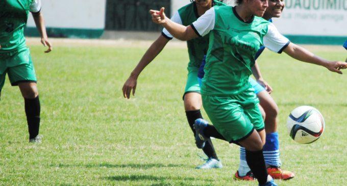 El fútbol femenino de Los Ríos clasificó a los juegos nacionales