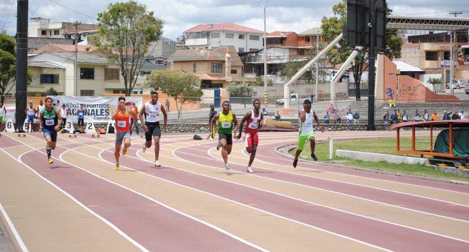 En Cuenca se reúnen los mejores atletas de todo el país