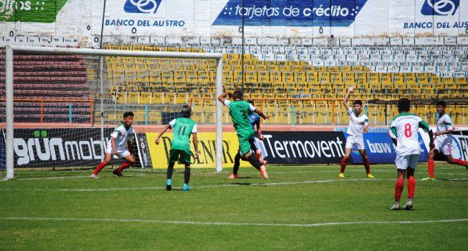 Los Ríos, inició ganando a Sucumbíos 2 por 1 en Juegos Nacionales