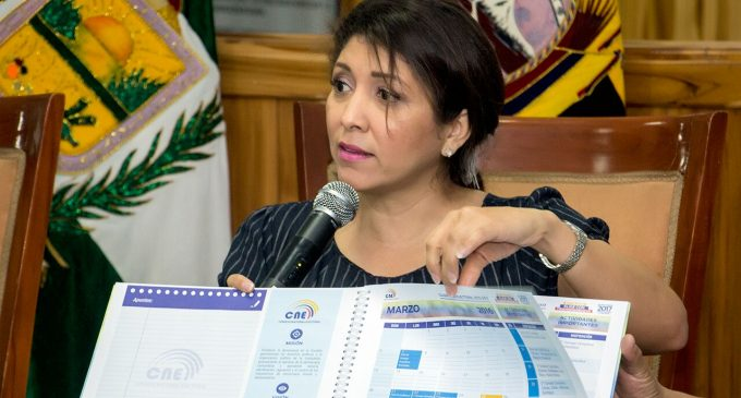 Vicepresidenta del CNE clausuró Semana de la Democracia en Los Ríos
