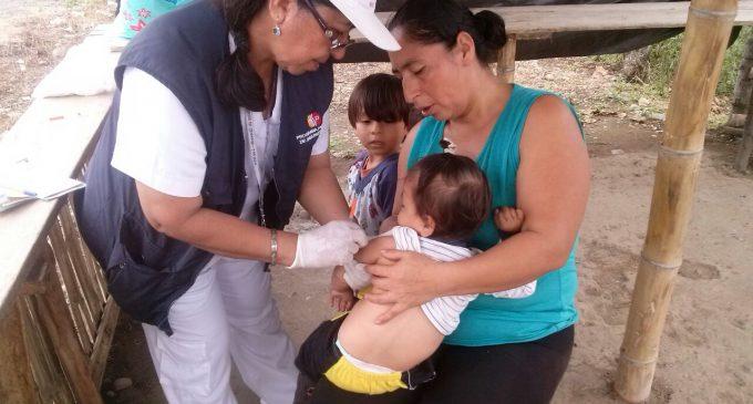 MSP continúa con la campaña de vacunación 'Puesta Al Día'