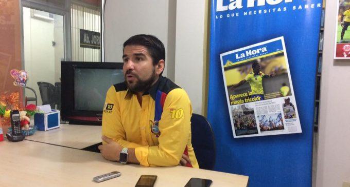 """Dalo Bucaram, """" Haremos un estricto control electoral"""