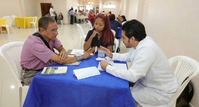 PRESELECCIÓN SE CUMPLIÓ PARA BRIGADAS MÉDICAS DE ESPECIALIDADES