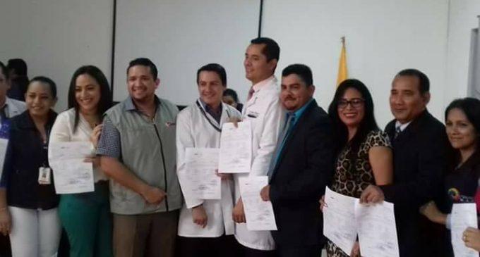 Hospital Martín Icaza de Babahoyo  incorporó a 9 profesionales
