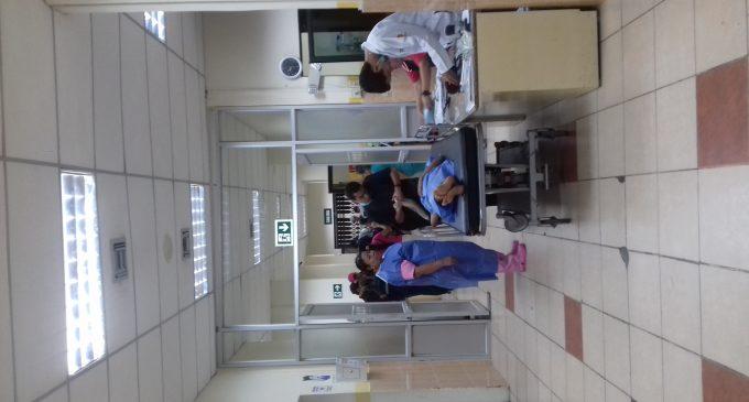 Diferentes casos de salud se atendieron durante el feriado de Carnaval en el Hospital Martín Icaza de Babahoyo