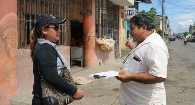 PLAN DE SEGURIDAD 'BARRIO SEGURO' SE IMPLEMENTA EN BABAHOYO