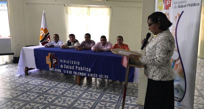 Distrito 12D05 SALUD efectúo rendición de cuentas del 2016
