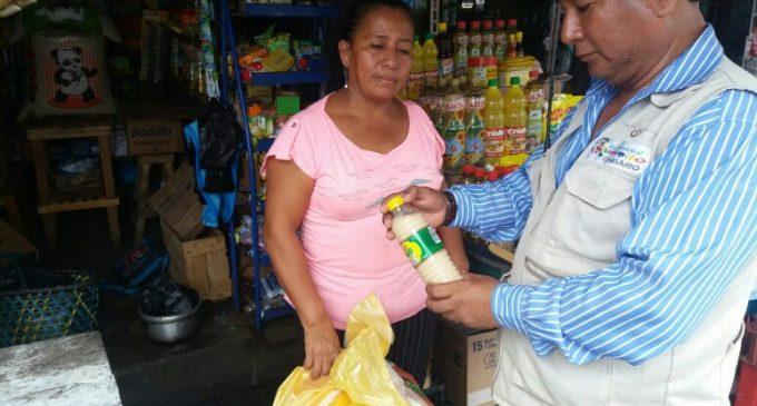 Comisaría Municipal Segunda pide a comerciantes  de mercados exhibir el listado de precios de víveres