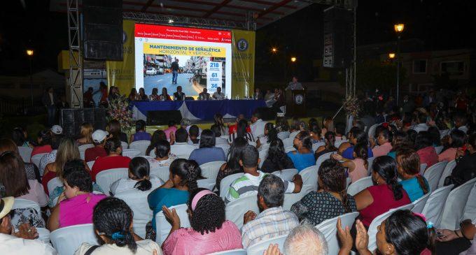 BARREIRO: MÁS DE USD 2 MILLONES INVERTIDOS EN OBRAS