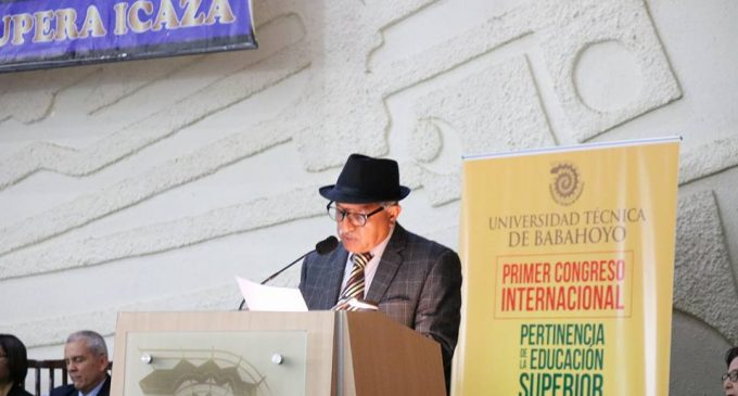 Con éxito se desarrolla I Congreso Internacional de Pertinencia de la Educación Superior 2017