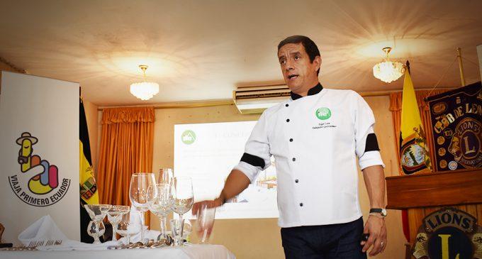 Operación de Restaurantes y Cafeterías se realizó en Babahoyo.