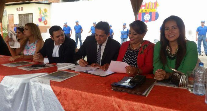Construirán centro de rehabilitación para discapacitados en La Unión de Babahoyo