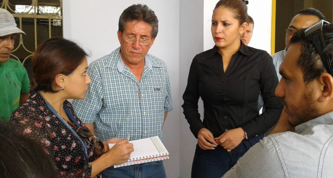 Municipio inicia trabajos para rehabilitar la morgue de Quevedo