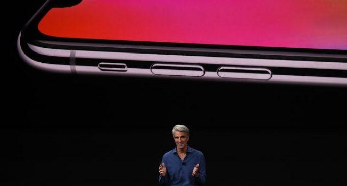 La falla del iPhone X que se hizo viral