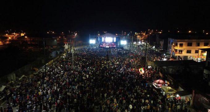 SHOW INTERNACIONAL CONGREGÓ A MILES DE ASISTENTES