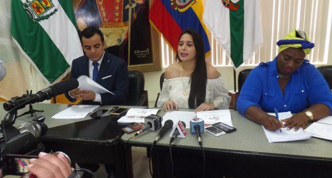 GAD Quevedo anuncia el cronograma    de actividades por las fiestas cívicas y patronales