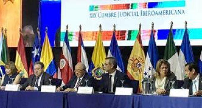 ECUADOR LIDERA, EN NICARAGUA, TERCERA RONDA DE TALLERES DE LA CUMBRE JUDICIAL IBEROAMERICANA