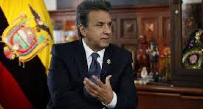 Presidente decretó el estado de excepción en Zaruma