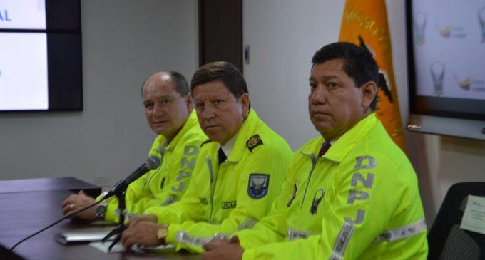 724 detenidos por distintos delitos