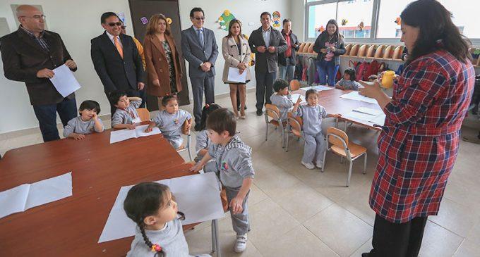 Unidad Educativa del Milenio fue entregada en Machachi