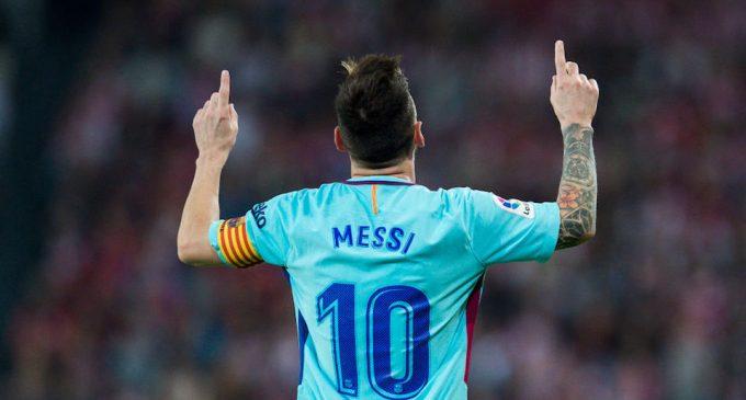Messi renueva su contrato con el Barcelona hasta el 2021