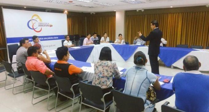 Judicatura de Los Ríos dictará conferencias a  comunicadores sociales sobre  violencia de género