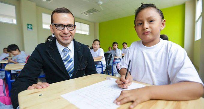 Ministerio de Educación fortalece el desempeño de instituciones, docentes y directivos