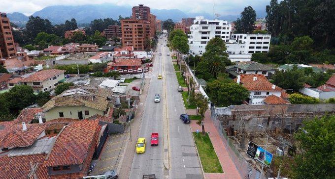 Intersección de la Avenida Ordoñez Lasso cerrará al tráfico por trabajos
