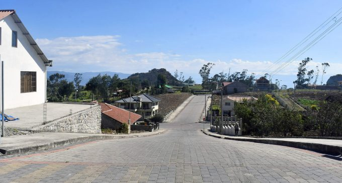 Regalías mineras mejoraron la calidad de vida de los habitantes en la parroquia San Gerardo
