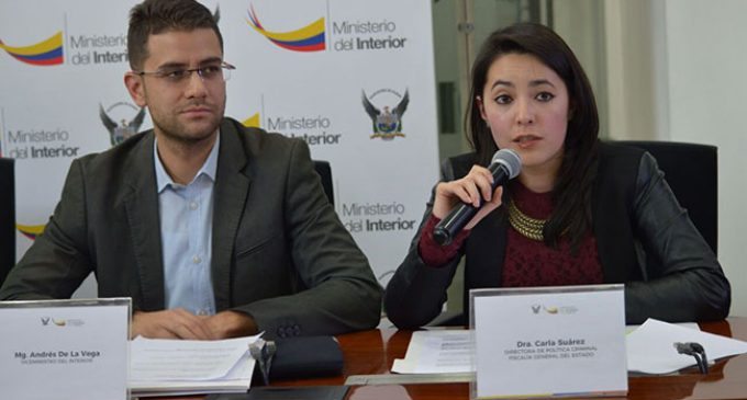 COORDINACIÓN INTERINSTITUCIONAL PERMITIÓ DETENER A PRESUNTO AGRESOR SEXUAL DE ESTUDIANTES EN GUAYAQUIL