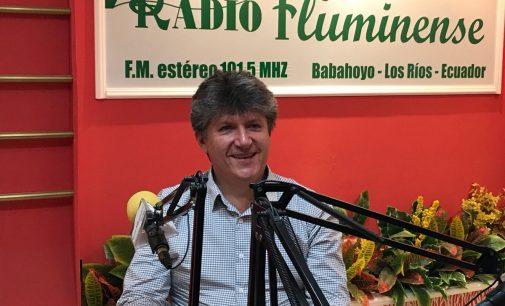 """""""Gobierno impulsa sector agropecuario"""", Rubén Flores"""