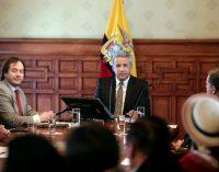 Presidente Lenín Moreno llega hoy a Babahoyo