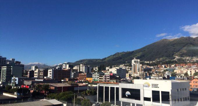 Quito y varias provincias de la Sierra norte y presentarán índice de radiación muy alto