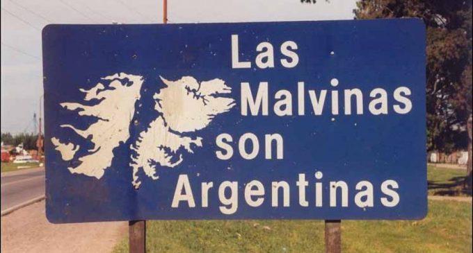 Argentina reafirma soberanía sobre Islas Malvinas