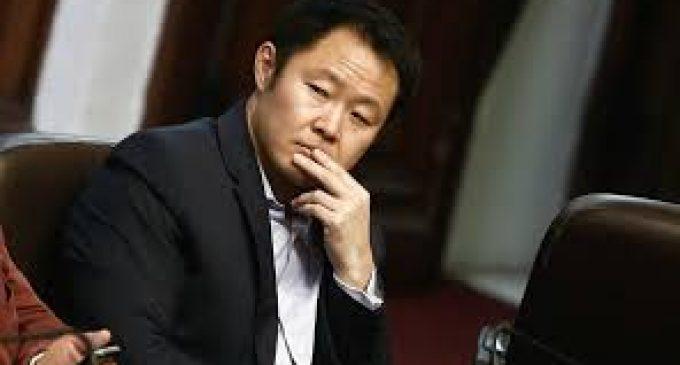 El partido fujimorista expulsa a Kenji de la bancada del Congreso