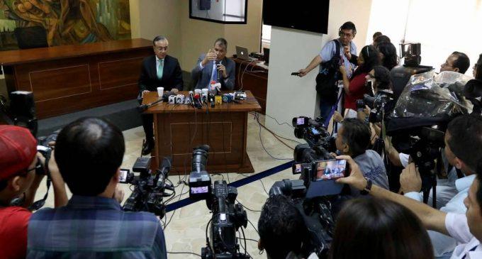 Correa deslindó responsabilidad en procesos que investiga la Fiscalía