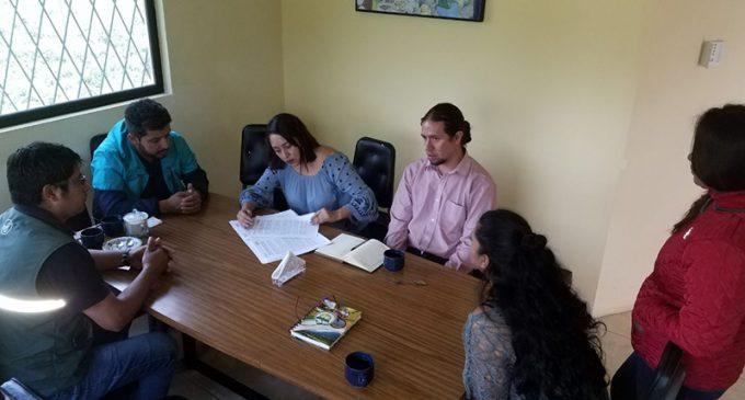 MAG y Fundación Ayuda en Acción firman acuerdo de cooperación técnica