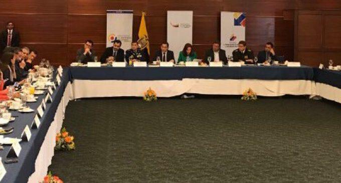 Gobierno Nacional informa a la prensa internacional la situación de la frontera norte