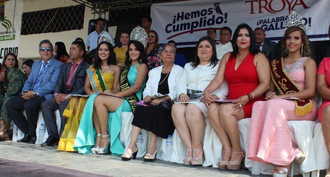 Desfile y Sesión Solemne por 36 Años San Camilo