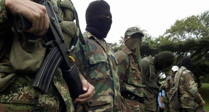 Capturado disidente de FARC encargado de custodiar a periodistas ecuatorianos