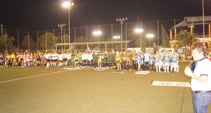 GAD de Valencia inaugura Campeonato de Fúlbito