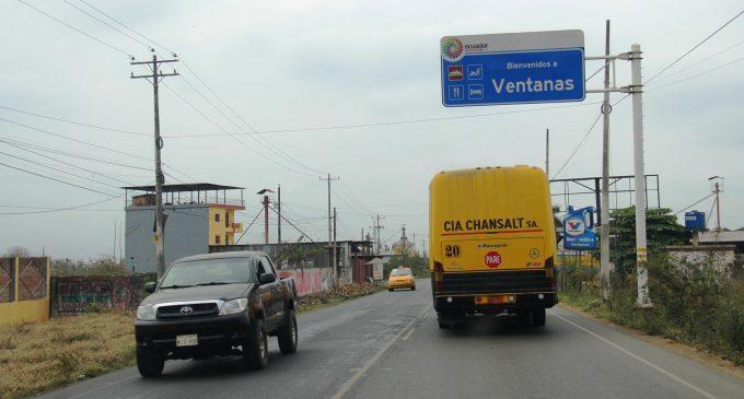"""Prefecto Troya """" la ampliación de la vía E 25 es prioridad  nacional """""""