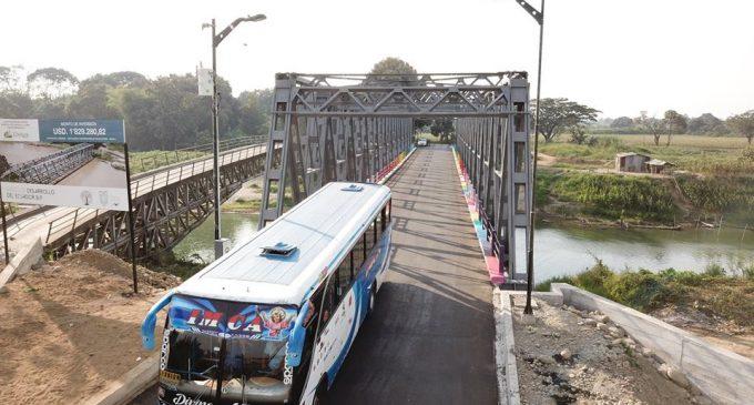 Puente de Caracol será entregado