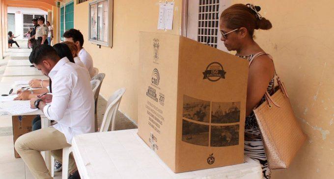 Babahoyo y Quevedo elegirán 9 concejales