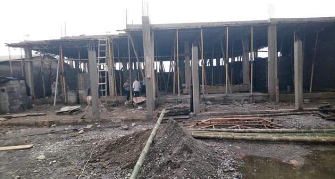 Avanzan trabajos para centro de terapia en Babahoyo