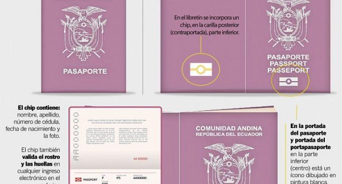 Nueve firmas buscan adjudicarse contrato para nuevo pasaporte biométrico