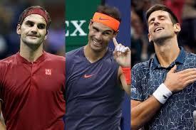 Djokovic, Nadal y Federer: tres leyendas, los mejores de la historia
