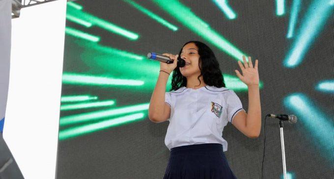 Festival por Día Mundial de la Juventud