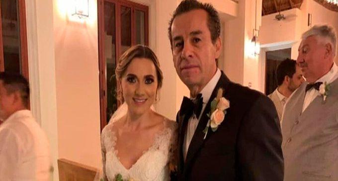 Exalcalde contrajo matrimonio con la viuda de su hijo fallecido, según medios mexicanos