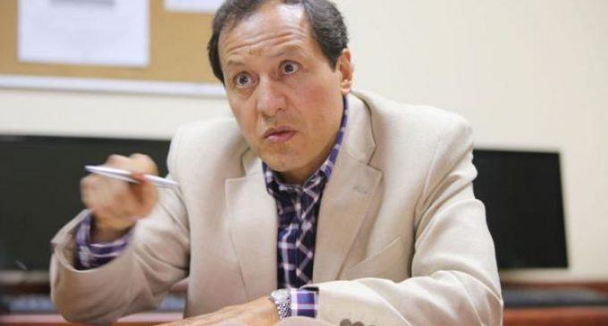 Pablo Dávalos desmiente salida de la Conaie